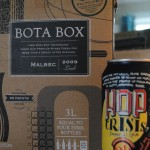 Boxed Wine and Canned Beer