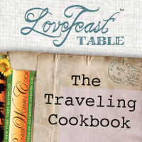 The Traveling Cookbook