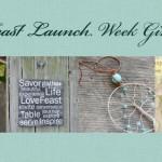 LoveFeast Launch GiveAway Winners