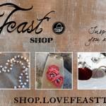 LoveFeast Shop ~ Giveaways