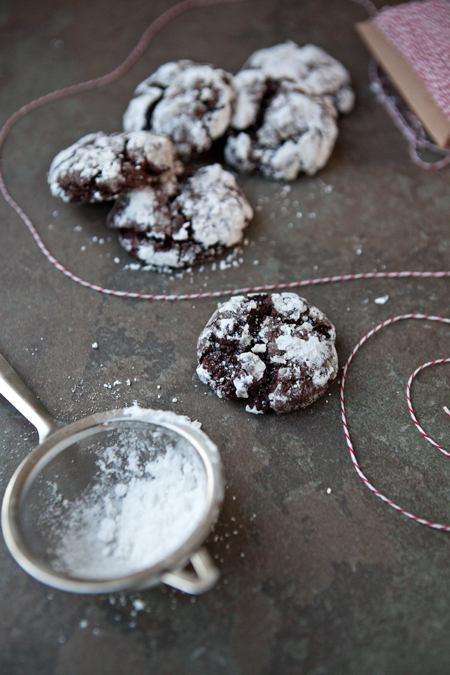 Chocolate Crack Cookies | LoveFeast Table