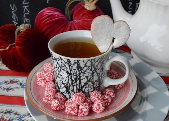 Elegant Valentine Treats To Savor With Tea