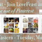 LIVE Chat Tonight~Topic: Pinterest