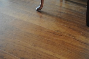 Wood Grain Laminate Flooring