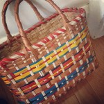 vintage basket