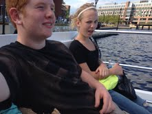 nahum and emma water taxi
