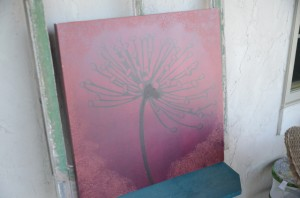 Dandilion Red