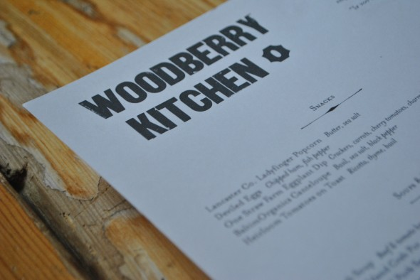 Woodberry Kitchen Review Lovefeast Table