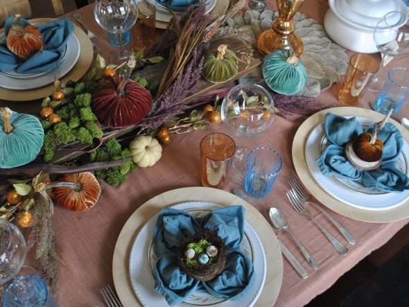 Thanksgiving Place Settings & Thanksgiving Place Settings | LoveFeast Table