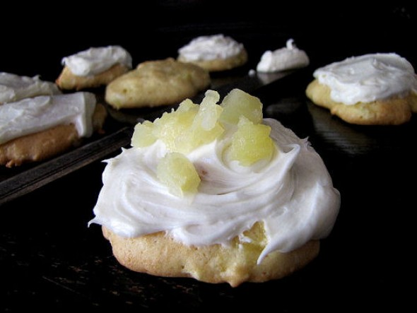 Pineapple Creamcheese Cookies-4