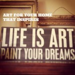 Art For Your Home That Inspires