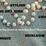 Heirloom Beautiful Necklaces From LoveFeast Shop