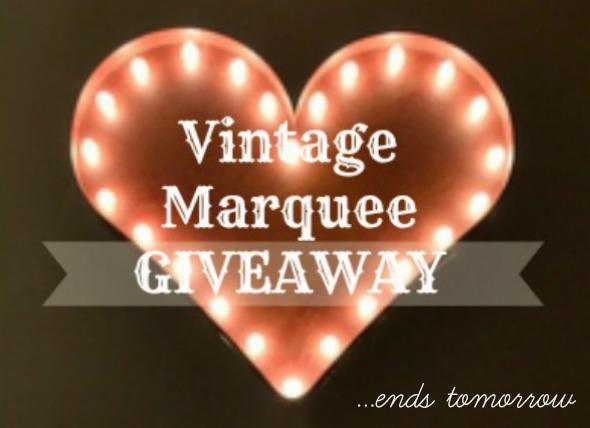 Vintage heart giveaway 2