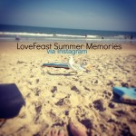 LoveFeast Instagram Summer Memories