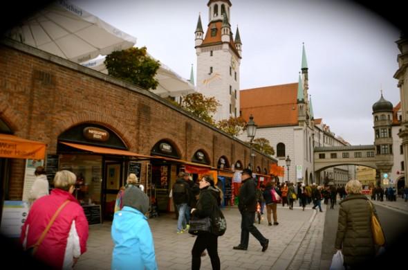 Munich Streets