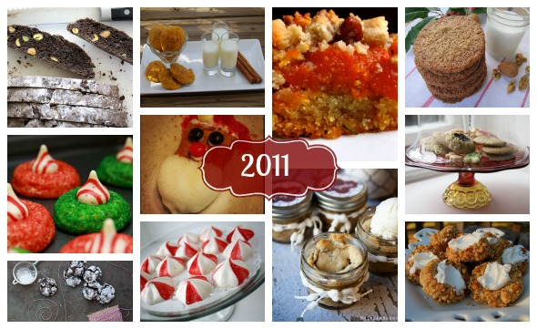 LoveFeast's 2011 Christmas Cookie Recipes