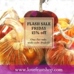 Flash Friday SALE!!!
