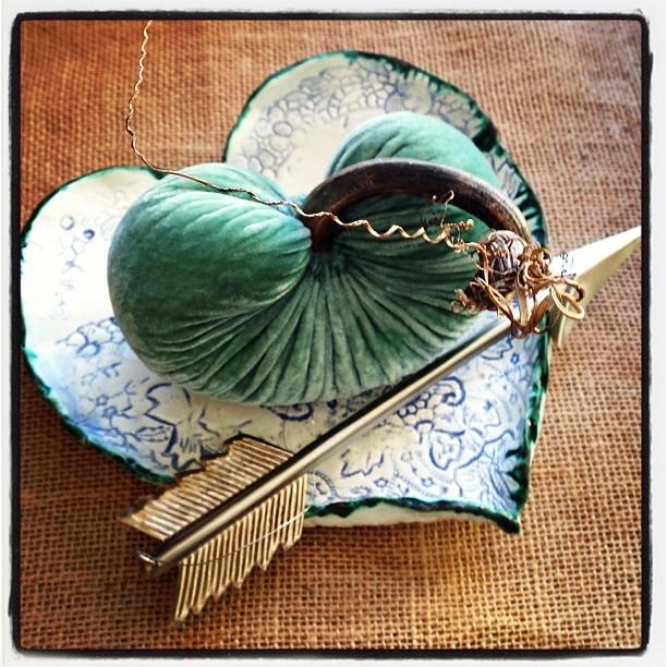 Heart dish http://www.lovefeastshop.com