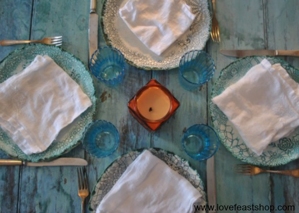 Spring Table http://lovefeastshop.com