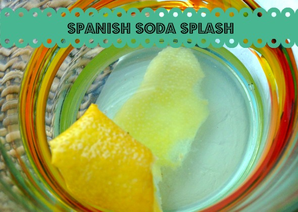 Spanish Soda Splash Recipe http://www.lovefeasttable.com