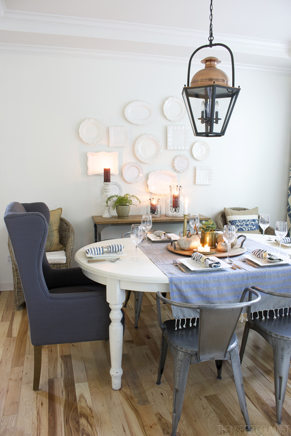 Simple Dining Room Design: The Inspired Room