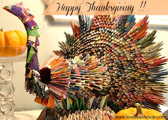 Happy Thanksgiving www.lovefeastshop.com