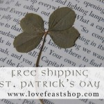 Celebrate St. Patrick's Day with Free Shipping