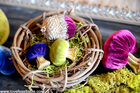 Spring Nest Centerpiece 590