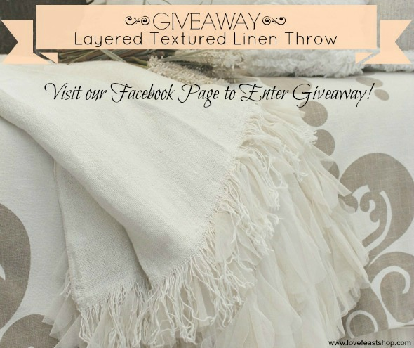 Couture Dreams Giveaway www.lovefeastshop.com