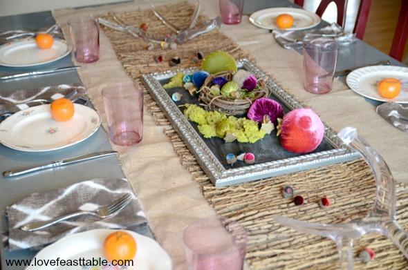 Spring Breakfast Table www.lovefeasttable.com